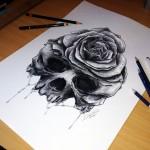 Neverovatni crteži hrvatskog umetnika
