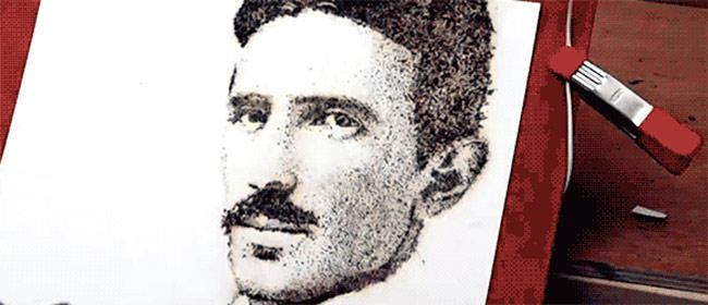 Nikola Tesla kakvog do sada niste videli