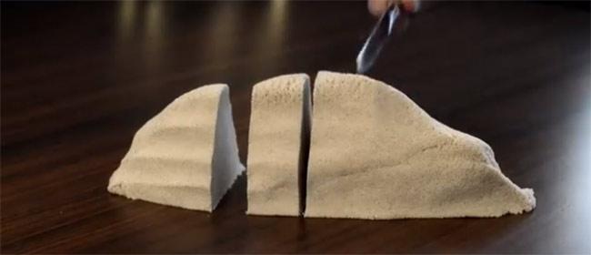 Kinetički pesak