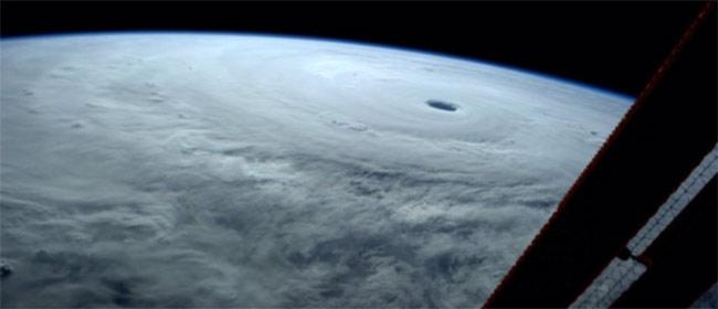 Ovo je najveća oluja ikad snimljena