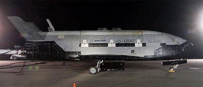 Sleteo misteriozni avion američke vojske