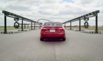 Au kakva reklama za Toyotu  %Post Title