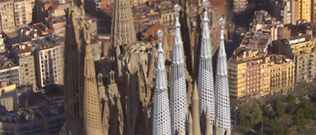 Sagrada Familia: Kako će izgledati kada se završi