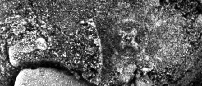 NASA snimia krst u krugu na Marsu
