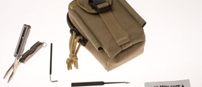 Ovako izgleda torbica CIA agenta