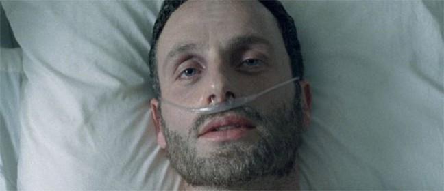 The Walking Dead: Rick nije u komi