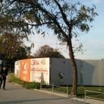 Trenutno najslađi grafit na Novom Beogradu