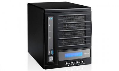 Thecus N4560 – NAS server bez mane!