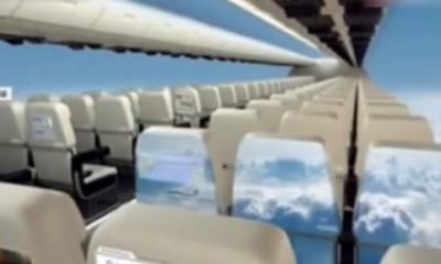 Ovako će izgledati avioni budućnosti  %Post Title