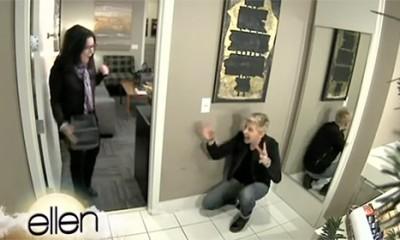 Najgora plašenja Ellen DeGeneres
