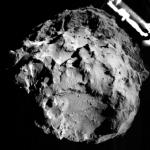 Sleteli smo na kometu  %Post Title