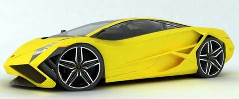 Koncept Lamborghini