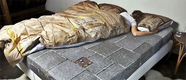 Spavajte kao beskućnik