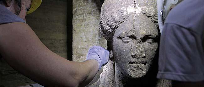 Drevna grobnica otkriva pravu Igru prestola