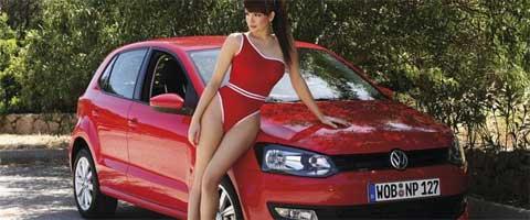 Severina - Ponovo golišava za Volkswagen