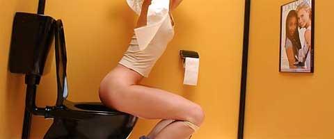 Fotografije u toaletu