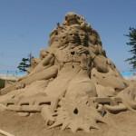 Skulpture od peska