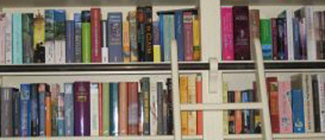 Mini biblioteka kod kuće