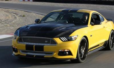 Novi Shelby GT Mustang
