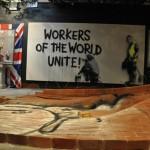 Benksi - Izložba u Bristolu