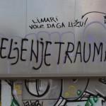 Nećemo reklame, hoćemo grafite !!!
