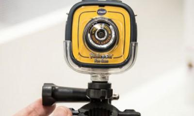 Kamera za sve dečije padove