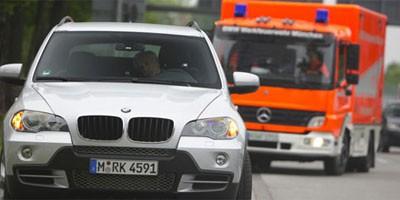 BMW - Prva pomoć na putu