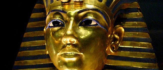 Skandal: Oštećen Tutankamon