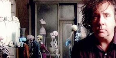 Tim Burton izlaže u muzeju MoMa  %Post Title