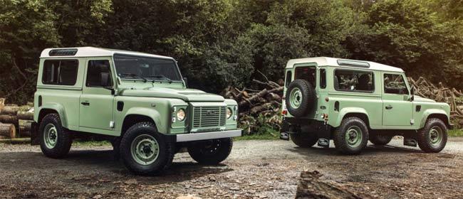 Land Rover Defender ide u penziju