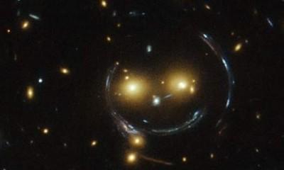 Smajli iz dalekog svemira