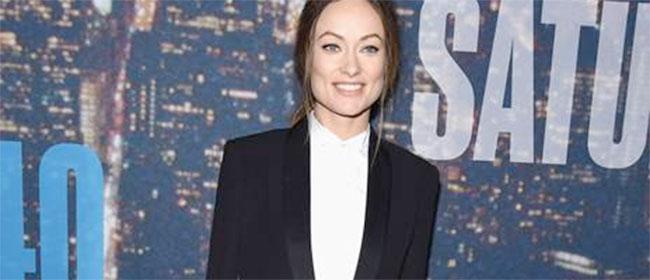 Olivia Wilde u H&M kompletu