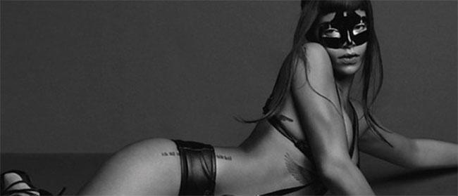 Rihanna u sado mazo izdanju