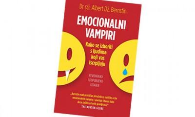 Emocionalni vampiri, Dr Albert Dž. Bernstin  %Post Title