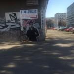 Walter White na Novom Beogradu