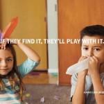 Ako nađu igraće se sa vašim igračkama  %Post Title