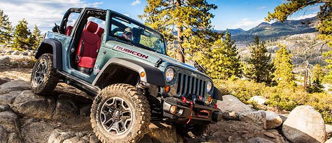 Novi Jeep Wrangler