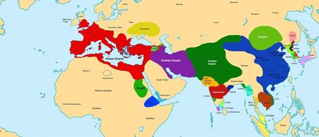 14 mapa koje objašnjavaju svet na sasvim drugačiji način