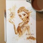 Crteži od kafe  %Post Title