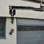 Ulice oplemenjene grafitima  %Post Title