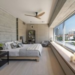 Beton i drvo u kući iz Singapura