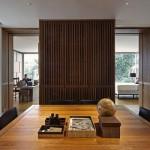 Beton i drvo u kući iz Singapura  %Post Title