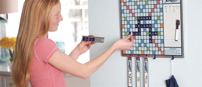 Scrabble za frižider