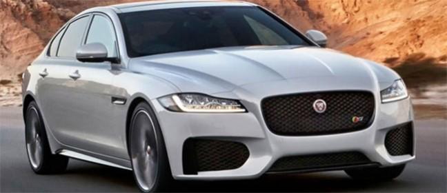 Novi Jaguar XF