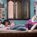 Devojke u svojim sobama