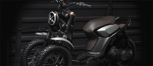 Yamaha skuteri za budućnost