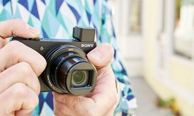 Sony predstavlja nove kompaktne fotoaparate