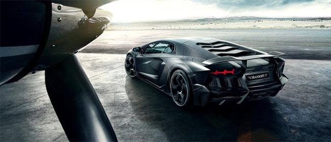 Lamborghini Crni dijamant