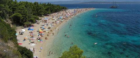 Najlepša evropska plaža je u Hrvatskoj