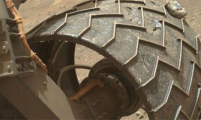 Curiosity ima kamen u točku